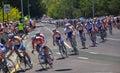Final race - Tour downunder Royalty Free Stock Photo
