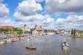 Final of The Tall Ships Races 2017 in Szczecin.