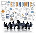 Finance Economics Savings Money Credit Concept Royalty Free Stock Photo