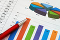 Finance report Royalty Free Stock Photo