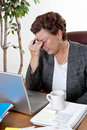Financial Worries Royalty Free Stock Images