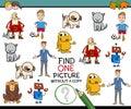 Find image activity for kids