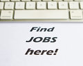 Find jobs here
