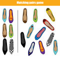 Find the same pictures children educational game. Matching pairs game