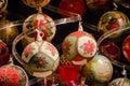 Finery of christmas christmas ball balls Royalty Free Stock Photography