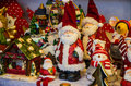 A finery of christmas santa claus Royalty Free Stock Images