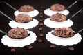 Finest chocolate comfit Royalty Free Stock Photo