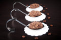 Finest chocolate confection picture of Royalty Free Stock Photo