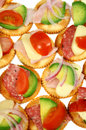 Finger Food 1 Royalty Free Stock Images