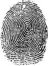 Fingerprint (16) Royalty Free Stock Images