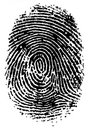 FingerPrint 2 Stock Images