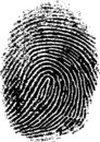 FingerPrint 7 Royalty Free Stock Images