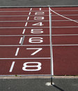 Finish Line. Royalty Free Stock Photos