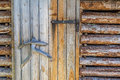 Finnish wooden loghouse Background Royalty Free Stock Photo