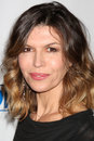 Finola Hughes arrives at the JDRF's 9th Annual Gala Royalty Free Stock Photos