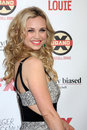 Fiona Gubelmann arrives at the FX Summer Comedies Party Royalty Free Stock Photos