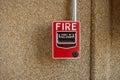 Title: Fire alarm