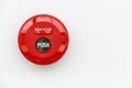 Fire Alarm Equipment Royalty Free Stock Photo