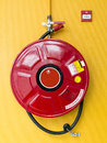 Fire Alarm and protection Royalty Free Stock Photo