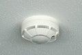 Fire alarm sensor Royalty Free Stock Photo