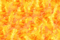 Fire background abstract yellow with orange Stock Image