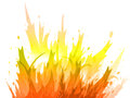 Fire Background Represents Inferno Design And Raging Royalty Free Stock Photo