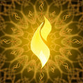 Fire Element Background Stock Photos