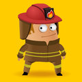 Fire fighter Royalty Free Stock Photography