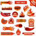 Fire and flame sale clearance vector illustration Royalty Free Stock Photo