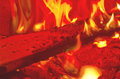 Fire flames, blaze fire flame texture background Royalty Free Stock Photo