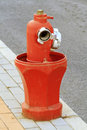Fire hydrant Royalty Free Stock Photo