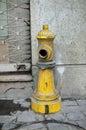 Fire Hydrant. Street Royalty Free Stock Photo