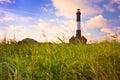 Fire Island Lighthouse Royalty Free Stock Photo