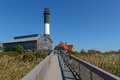 Fire Island Lighthouse Royalty Free Stock Photo