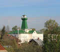 Fire lookout tower. Suzdal. Royalty Free Stock Photos