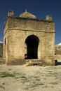 Fire temple.  Surakhany, Azerbaijan. Royalty Free Stock Photography