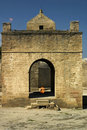 Fire temple.  Surakhany, Azerbaijan. Stock Photo