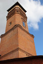 Fire tower Royalty Free Stock Photo