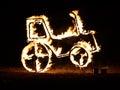 Fire traktor