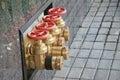 Fire valves