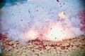 Firecracker Royalty Free Stock Photo