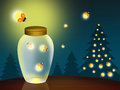 Fireflies at Christmas