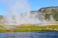 Firehole River Yellowstone Royalty Free Stock Photo