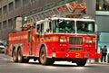 Fireman truck Royalty Free Stock Photo