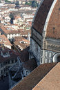 Firenze very beautiful medieval town in tuscany Royalty Free Stock Photos