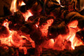 Fireplace hearth Royalty Free Stock Photo