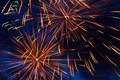 Fireworks 2 Royalty Free Stock Photos