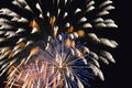 Fireworks holiday fourth of july Royalty Free Stock Images