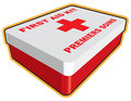 First Aid Box Stock Photos