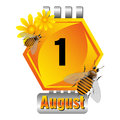 First of August